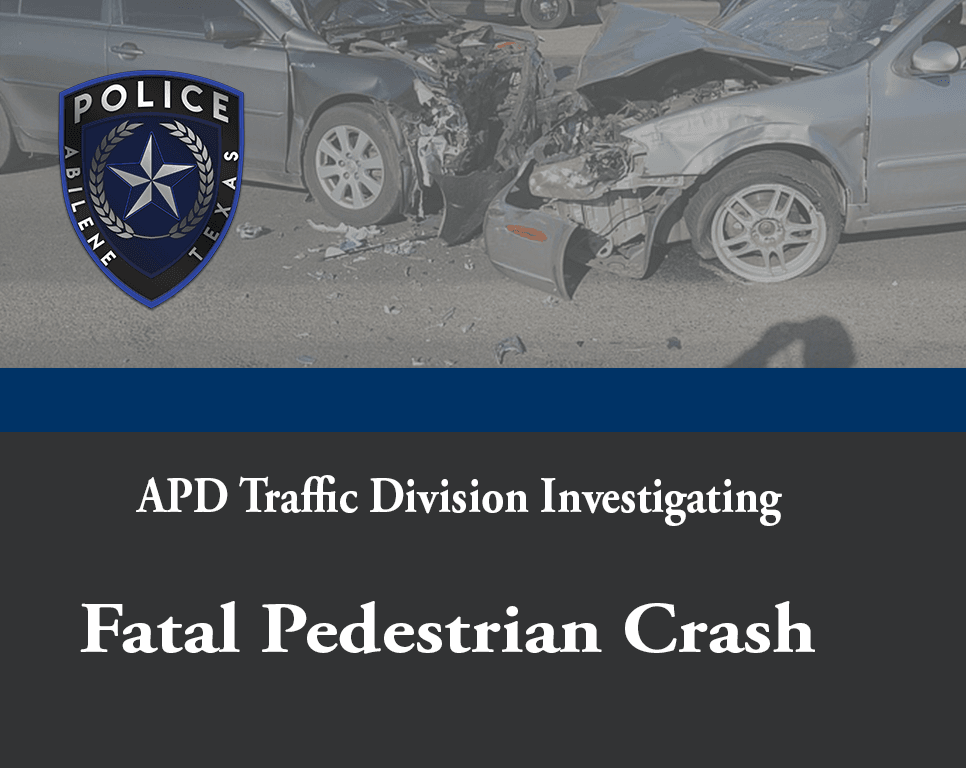 Fatal Pedestrian Crash