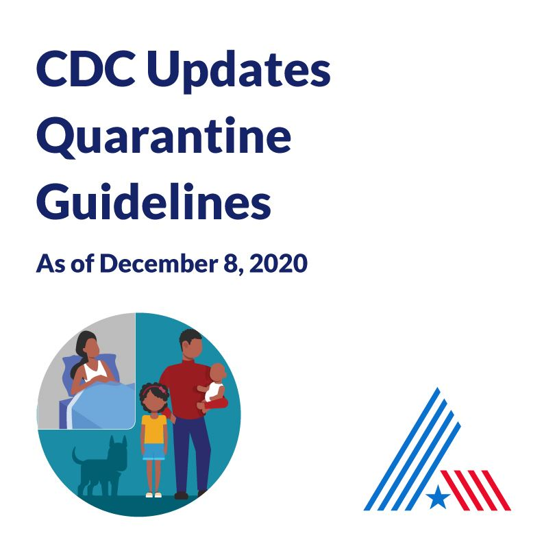 Quarantine Updates December 8 2020