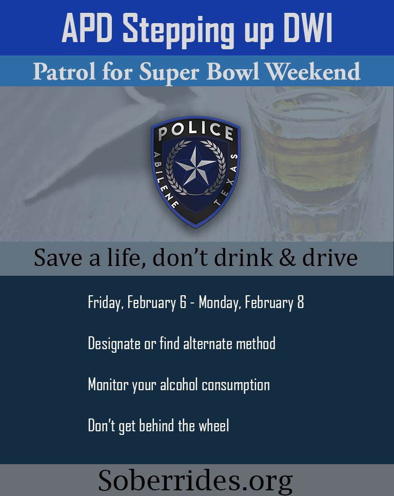 APD Steps up DWI Enforcement