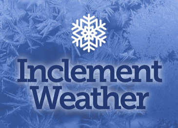 Inclement Weather Icon