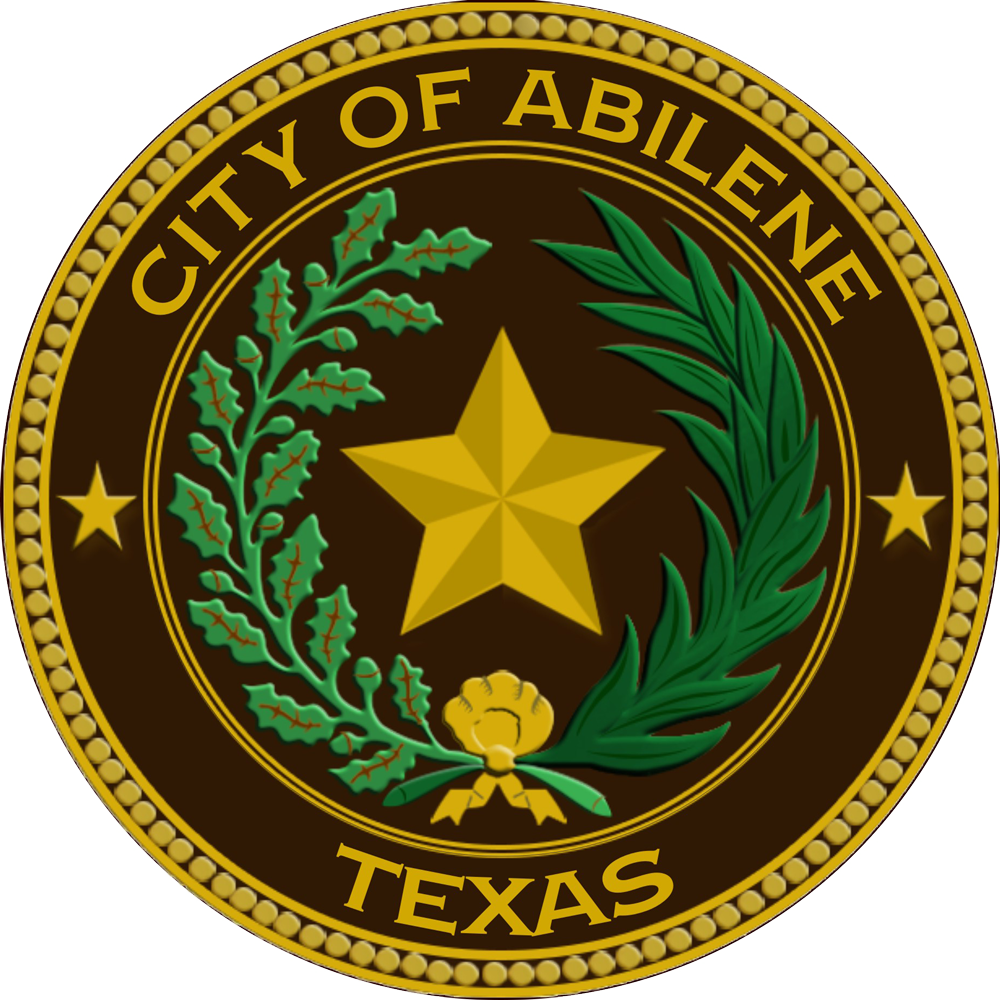 City of Abilene Texas Seal