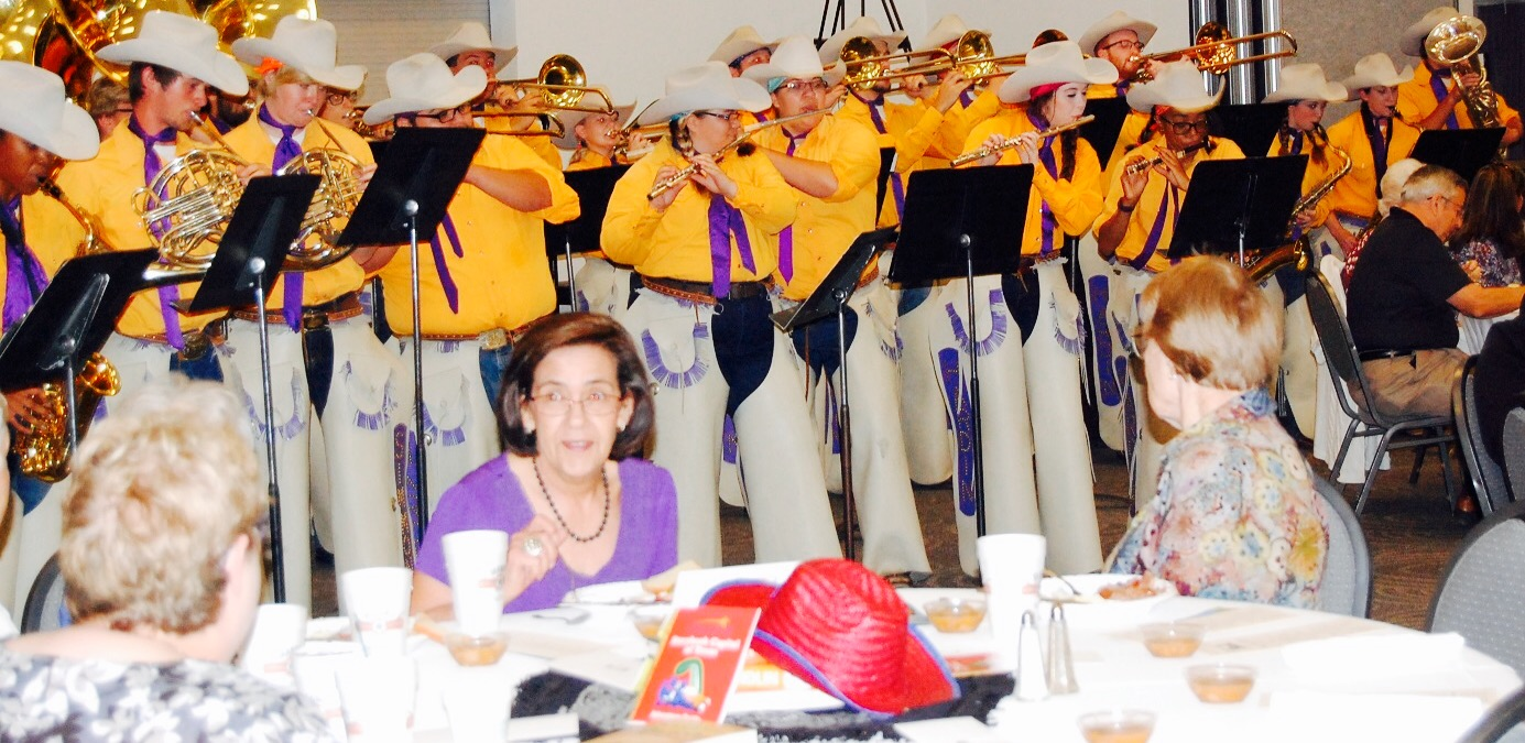 Hardin-Simmons University Cowboy Band - Boots and Books Luncheon