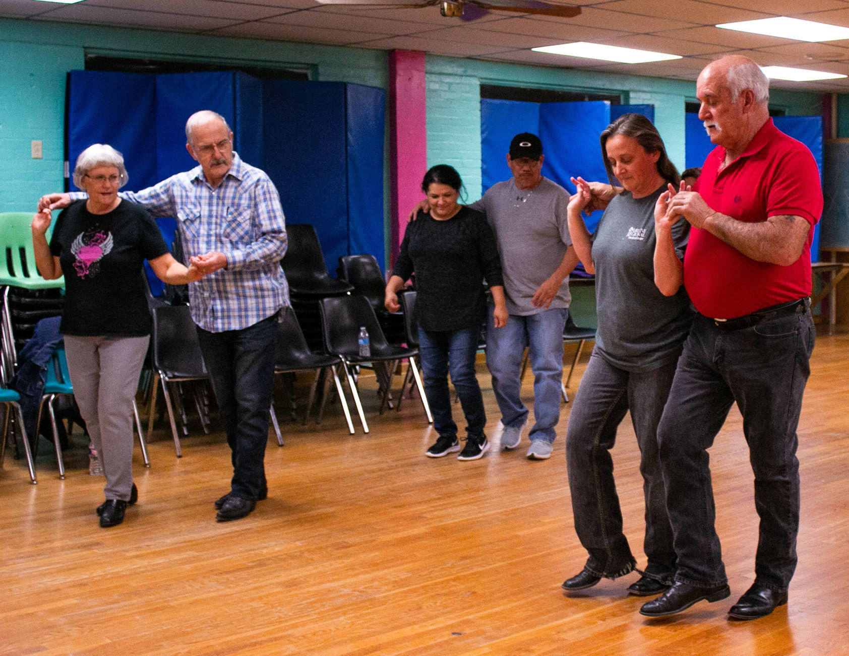 Country Western Dance Class in Abilene Texas