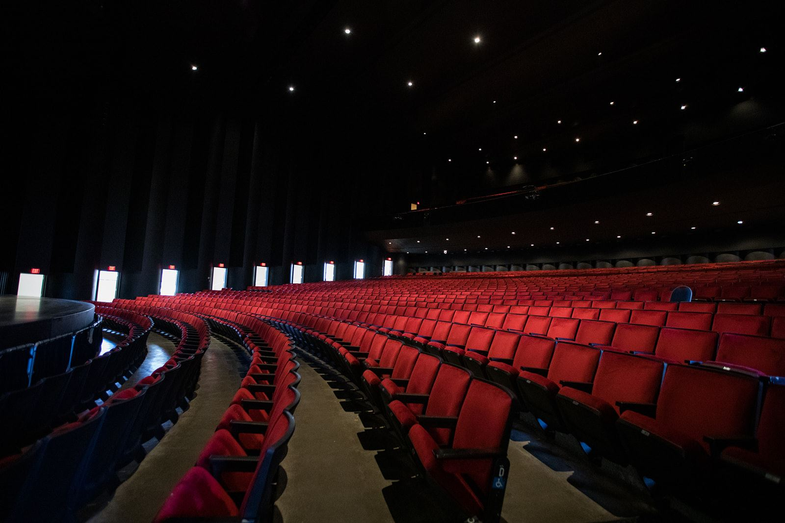 Auditorium Seating 3