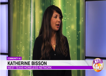 Katherine Bisson Interview on KTAB 4U