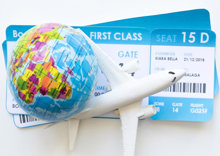 Travel Tickets and Models