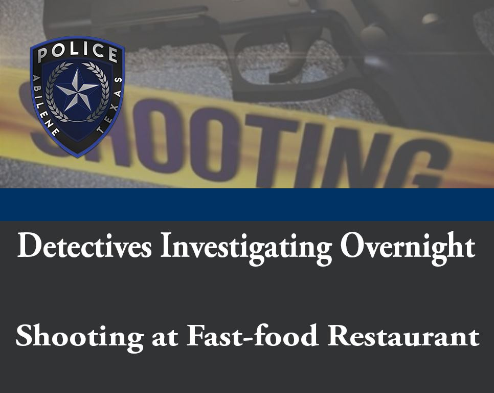 Overnight Shooting