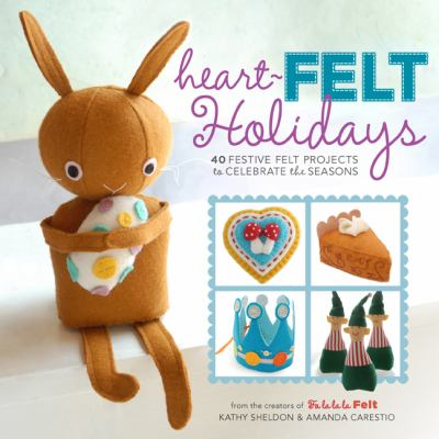 Heart-Felt Holidays Book Cover