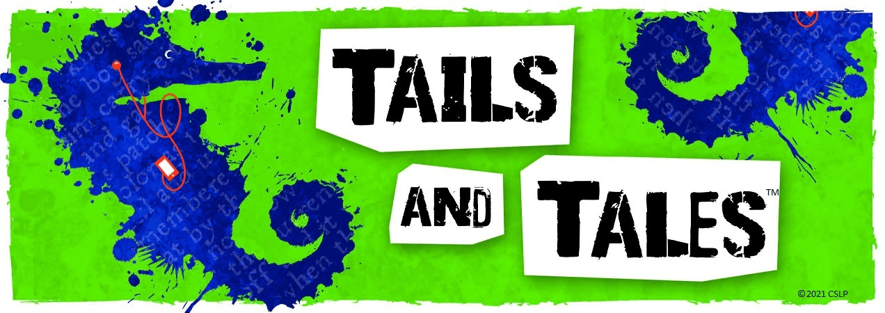 Tails and Tales Banner - Teens