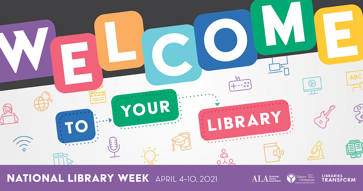 NLW - Welcome to the Library