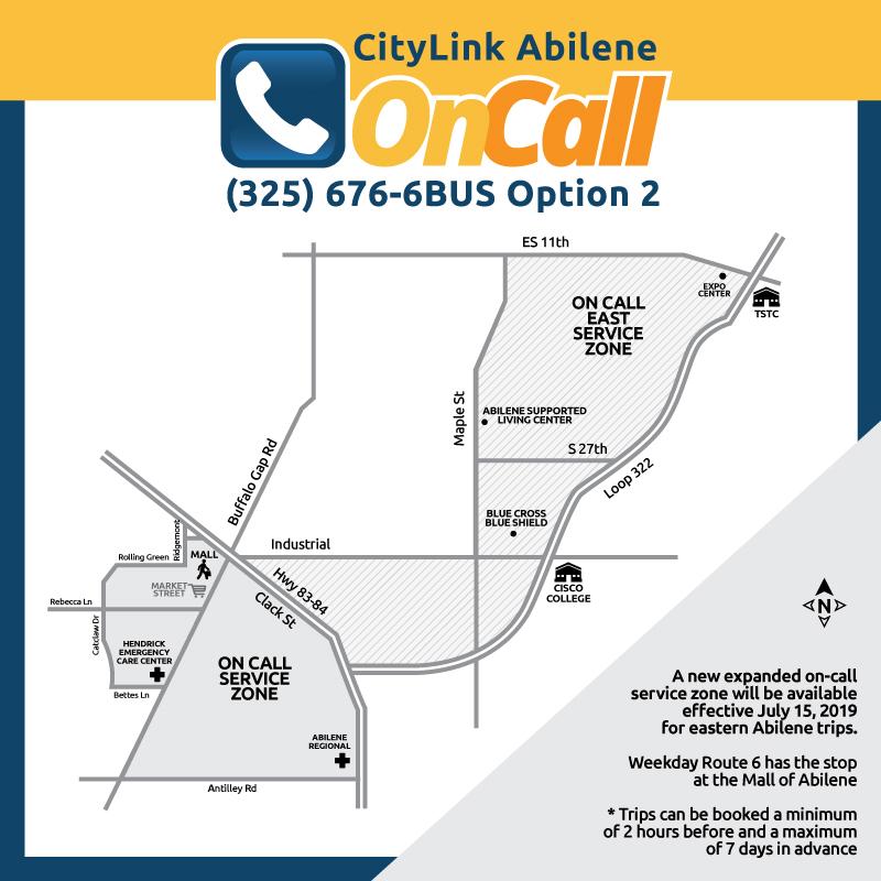 Citylink Abilene Tx