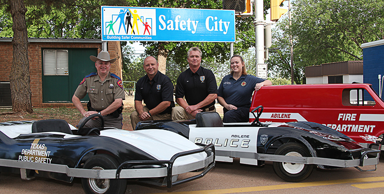 Safety City Officers