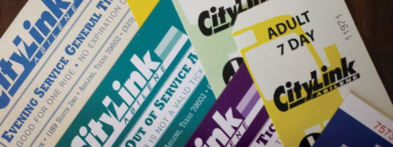 CityLink tickets