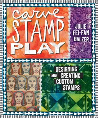 Book Cover - Carve Stamp Play