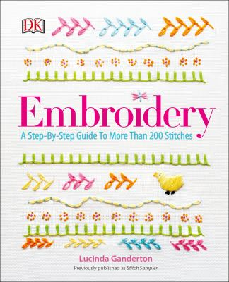 Book Cover - Embroidery