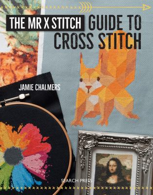 Book Cover - Guide to Cross Stitch