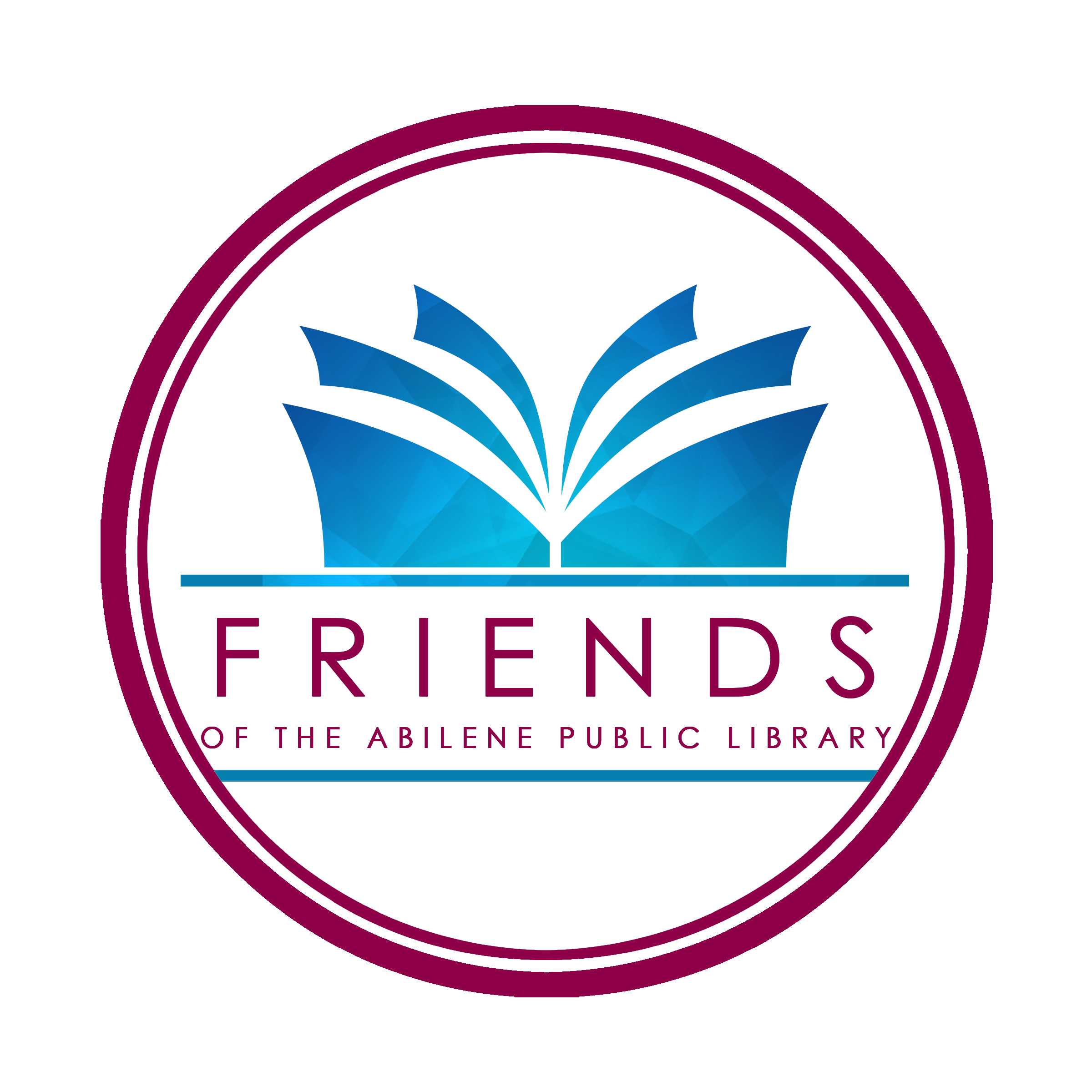Friends of the Library Logo Seal
