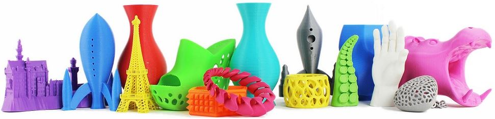 Examples of 3D Printing Projects