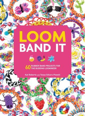 Loom Band It Book Cover
