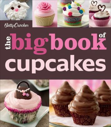 Big Book of Cupcakes Book Cover