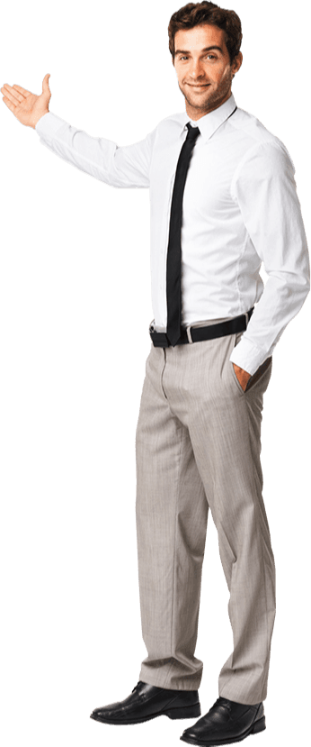 Businessman in Tie